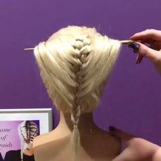 Perfect hair tutorial  Spam with love and tag your friends  Hair by @game_of_braids  Follow: @hair.artistry Follow: @hair.artistry Follow: @hair.artistry  #rainbowhair #mermaidhair #vivids #vividhair #btcpics #behindthechair #modernsalon #stylistshopconnect #colormelt #pravana #pravanavivids #sandarthair #lollypoplocks #unicornhair #dyeddollies #imallaboutdahair #americansalon #hotonbeauty #beautylaunchpad #hairbrained #hairnerd #hairofinstagram #hairinspiration #hairart #1000orbust
