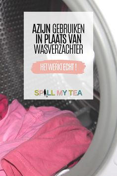 Top 5 Redenen om kleding te wassen met azijn   SpillMyTea Vallejo Paint, Lifehacks, Household, Cleaning, Om, Plastic, Nice Asses, Life Cheats, Home Cleaning