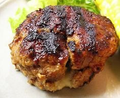 Dinner Time Ideas - Jalapeño cheeseburger - easy and delicious