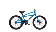 Electra Moto 3i - Vélo enfant - bleu