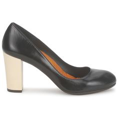 Court-shoes Chie Mihara YAKITOY Black / BEIGE