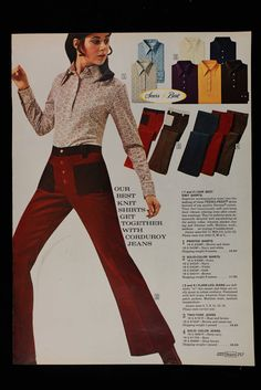 1971 Sears Fall Winter pg 257/ Colleen Corby m