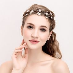 Find More Hair Jewelry Information about Vintage Gold Leaf Flower Hair Vine Bridal Headband Wedding Hair Accessories Rhinestone Women Headbands Jewelry,High Quality accessories sunglasses,China jewelry accessories holder Suppliers, Cheap jewelry trinket from Jonnafe Store on Aliexpress.com