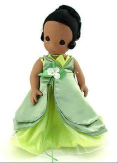 Precious Moments Disney doll Tiana! Adorable, right?