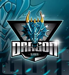 Dragon - Mascot & Esport Logo by aqrstudio on Envato Elements Logo Desing, Game Logo Design, Best Logo Design, Logo Dragon, Graffiti, Esports Logo, Background Design Vector, Mascot Design, Professional Logo Design