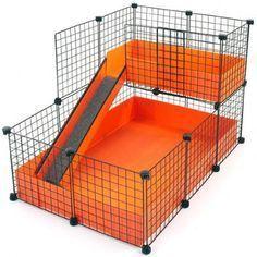 guinea pig cage ideas - Google Search