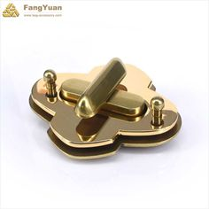We specialize in the best locks for luggage. This metal lock is made of zinc alloy. You can turn the trigger to open it. It is convenient and safe.It isalso often used for many handbags because of its beautiful appearance.  If you want other types of locks, we can design a suitable lock for you, please