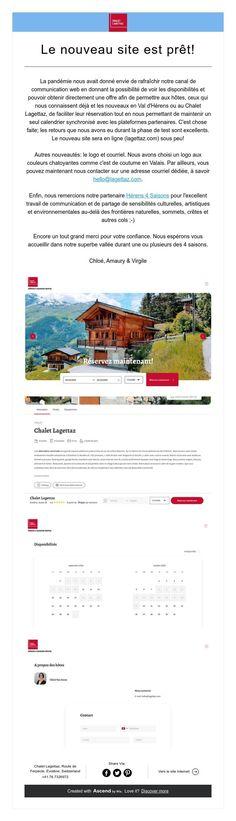 Le nouveau site est prêt! Geology, Landscape, Self Confidence, Scenery, Corner Landscaping