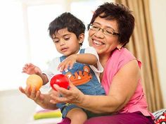 Grandparents have a special family role, and we have special resources for grandparents. Explore tips, links and support.