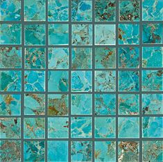 Asteria turquoise tile by Ann Sacks.