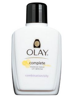 Oil of Olay Complete Moisturizer SPF 15......will not leave the house without this stuff on. Its a must have!!