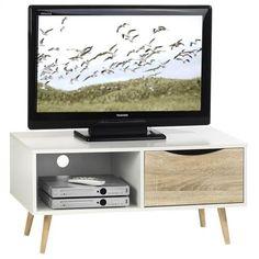 Pour acheter votre Idimex Meuble Tv Imperia Chêne Sonoma/Blanc 14761 pas cher et au meilleur prix : Rueducommerce, c'est le spécialiste du Idimex Meuble Tv Imperia Chêne Sonoma/Blanc 14761 avec du choix et le service.
