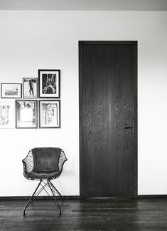 Room Inspiration, Doors, Chair, Interior Ideas, Furniture, Home Decor, Interior Doors, Decoration Home, Room Decor