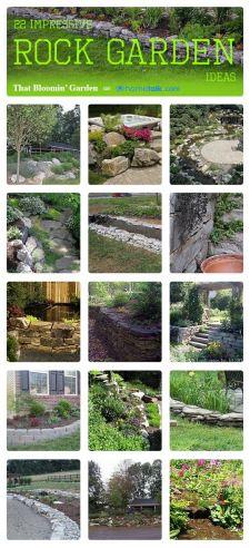 DIY Gardening: 22 Impressive Rock Garden Ideas!