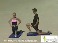 Running Stretches: Comprehensive Stretching Exercises for Running & Jogging