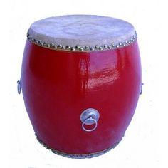 Drum, Red