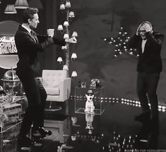Tom dancing on Chatty Man.Totally worth watching ;-D