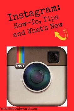 instagram, blogging, social media, photos, how to use instagram