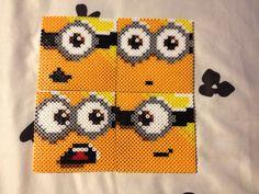 Minion coasters