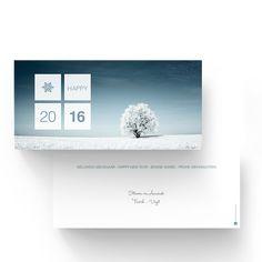 Us kerstkaart met aanpasbare  teksten www.dekaartjesfabriek.be