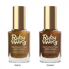 Ruby Wing Deepest Desire Color Changing Nail Polish