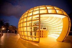 Güiro Art Bar / Los Carpinteros + Absolut Art Bureau