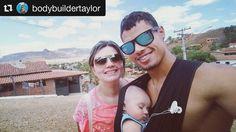 Domingão em família   Obrigada Gá @ga.santos  e @bodybuildertaylor pelo registro de vcs slingando por aí!