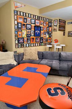 Syracuse Man Cave from Syracuse Post Standard
