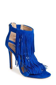 Steve Madden 'Fringly' Sandal (Women) available at #Nordstrom