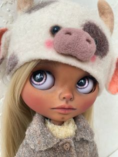 Blythe Dolls For Sale, Teddy Bear, Toys, Animals, Baby Dolls, Activity Toys, Animales, Animaux, Clearance Toys