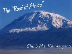 I have always wished to do something adventurous for fun and climbing Mount Kilimanjaro is the best adventure. I will be doing so during my 30th birthday (Which is next year) to celebrate life. Mount Kilimanjaro, with its three volcanic cones, Kibo, Mawenzi, and Shira, is a dormant volcanic mountain in Tanzania. It is the highest mountain in Africa and the highest free-standing mountain in the world at 5,895 metres or 19,341 feet above sea level