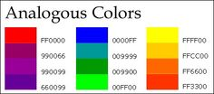 looking at colours for my UI