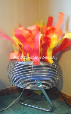 DIY Firefighter Birthday Party Preschooler Game Idea at directorjewels.com Perfect for Firetruck, Fireman, and Fire-fighting Theme Toddler o...