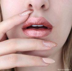 "Instagram   jaimepaigebeauty * NYX Cosmetics metals lip cream ""Speed of Light"""