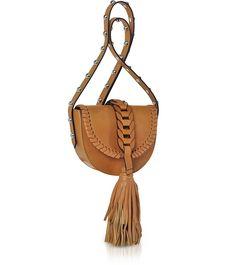 e269fefbc0 RED Valentino Natural Leather Crossbody Bag w/Oversized Tassel at FORZIERI  UK Jolies Sacs À