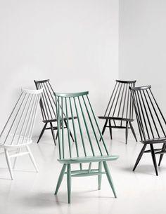 Mademoiselle lounge chair | Ilmari Tapiovaara, Artek