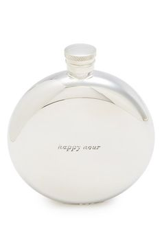 kate spade new york 'silver street - happy hour' flask available at #Nordstrom