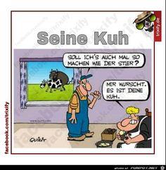 funpot: Seine Kuh.jpg von Floh