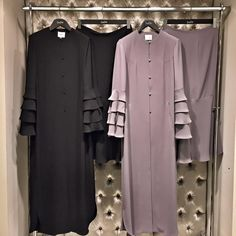 Niqab Fashion, Modest Fashion, Women's Fashion Dresses, Casual Dresses, Muslim Dress, Hijab Dress, Mode Abaya, Modele Hijab, Muslim Women Fashion