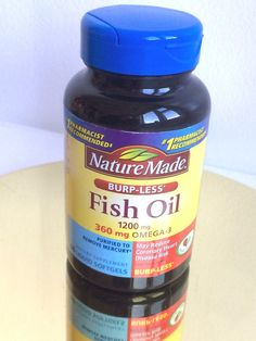 Nature made fish oil 1000 mg value size softgels 250 for Liquid fish oil walmart
