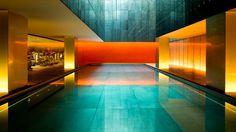Indoor Pool - The Opposite House - Beijing