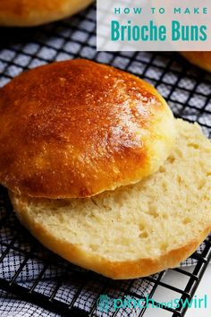 The best recipe for Homemade Brioche Buns! So easy! Just 7 simple ingredients and quick with a total 15 minutes of active time! Make the same day or the night before. The perfect balance of savory and sweet - perfect for all sorts of burgers and sandwiches! Easy Summer Meals, Healthy Summer Recipes, Quick Healthy Meals, Homemade Burger Buns, Homemade Hamburgers, Potluck Side Dishes, Side Dishes Easy, Egg Recipes, Real Food Recipes