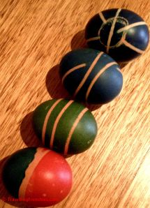 Easter fun - see my latest post for more details travellingfrenchies.com