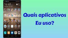 QUAIS APLICATIVOS EU USO? TOUR PELO MEU CELULAR!! Desktop Screenshot, Smartphone, Apps