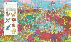 Lion King Look and Find Scene 2 by Hopera on DeviantArt