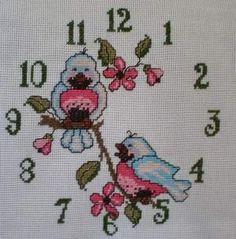 Palestinian Embroidery, Crewel Embroidery, Clocks, Cross Stitch, Kids Rugs, Blog, Crafts, Decor, Vintage Crochet Dresses