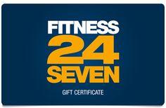 Presentkort - Fitness24Seven
