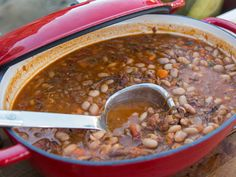 Home & Family - Recipes - Texas Pit Beans Recipe | Hallmark Channel