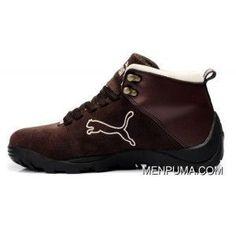 6b03bc459e5a Puma Hiking Shoes Coffee - Mens Puma Shoes Online