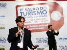 Conferencias en el 6º Salao Do Turismo en Sao Paulo Brasil